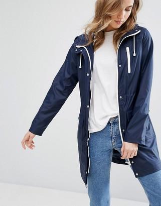 Oasis Raincoat $113 thestylecure.com