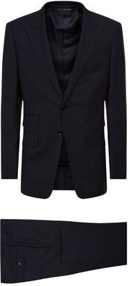 Tom Ford Tonal Check O'Connor Suit