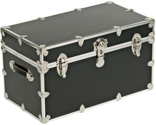 Locking Trunk with Wheels