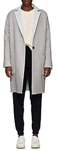 Xo Barneys Colombo Women's Double-Faced Cashmere Coat - Gray