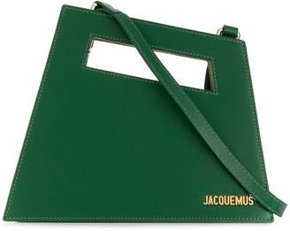 Jacquemus structured tote bag