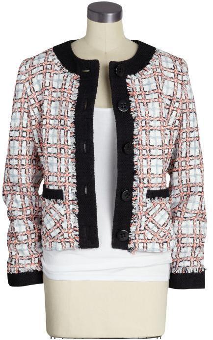 Milly Josie Fringe Jacket