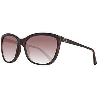 f4c23b42a1e GUESS Women s Acetate Square Soft Cat-Eye Sunglasses