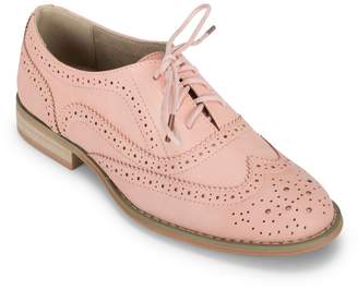 Wanted Shoes Babe Lace Up Oxfords