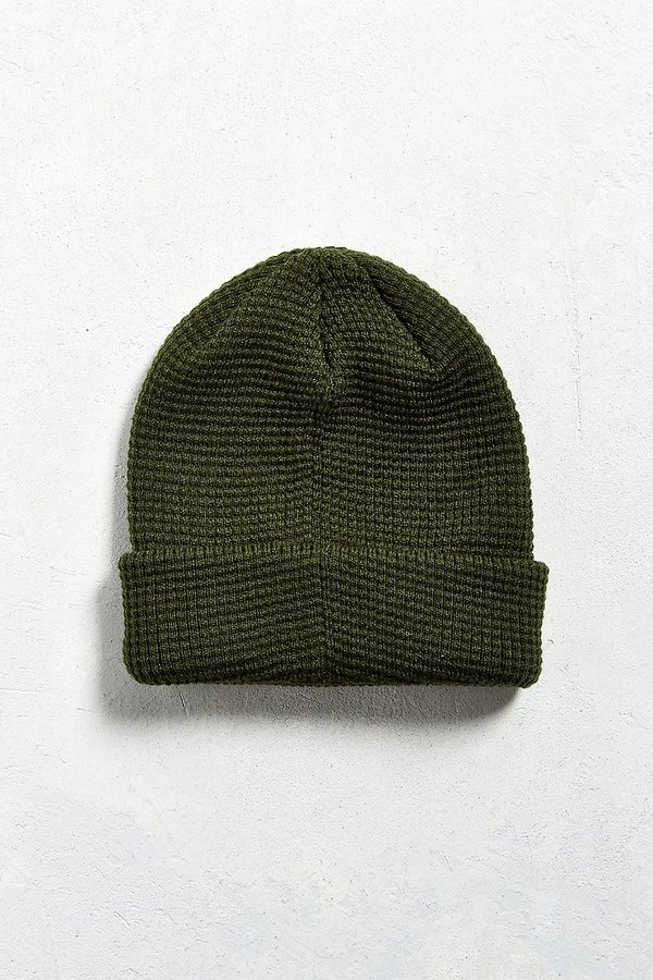 Urban Outfitters UO Waffle Beanie 2