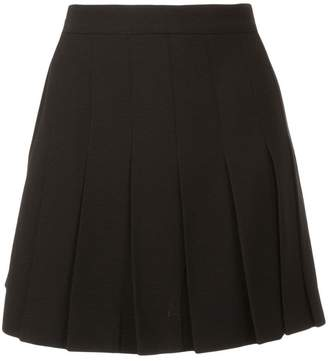 Neil Barrett pleated skort
