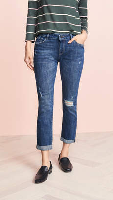 DL1961 Stevie Slim Boyfriend Jeans