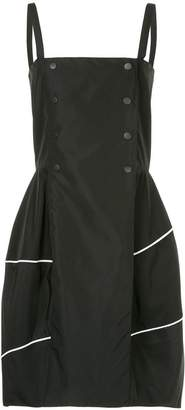 Zambesi Bulb fitted wrap dress