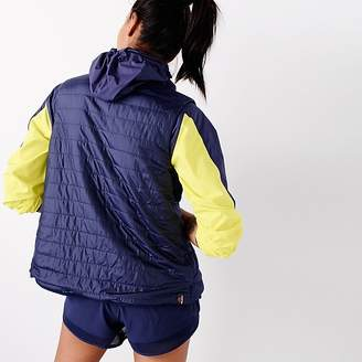 New Balance for J.Crew quilted vest