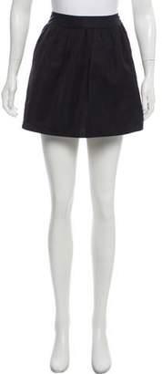 Patterson J. Kincaid PJK Flare Mini Skirt