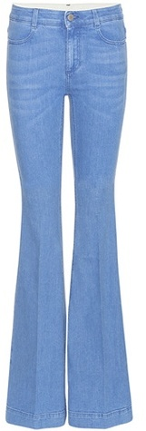 Stella McCartney Stella McCartney The 70s Flared Jeans