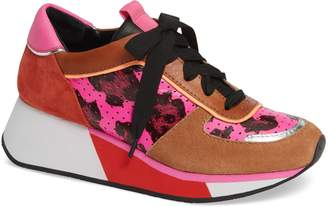 Donald J Pliner Prea Colorblock Sneaker