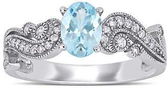 Rina Limor Fine Jewelry Holiday Shop 10K 0.44 Ct. Tw. Diamond & Tanzanite Earrings