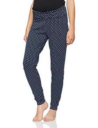 Esprit Women's Pants Jersey Utb AOP Maternity Pyjama Bottoms