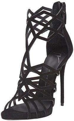 Giuseppe Zanotti Women's E60170 Heeled Sandal $1,195 thestylecure.com