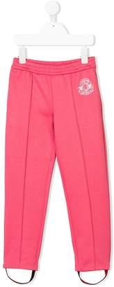 Gucci Kids logo print trousers