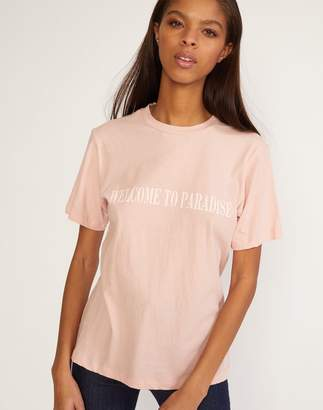 Cynthia Rowley Welcome to Paradise Tee