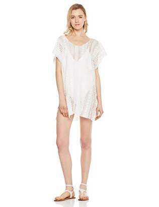 25a772c3d3 Under Zero Women's Summer Lace Swimsuit Cover Up