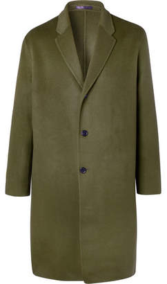 Acne Studios Chad Wool and Cashmere-Blend Coat - Men - Green