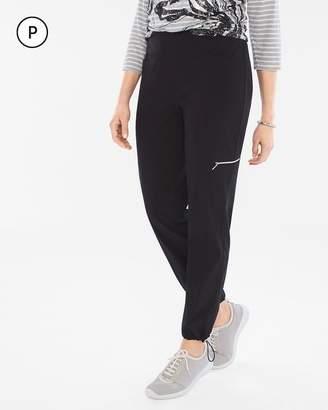 Zenergy Petite Neema Side-Pocket Pants