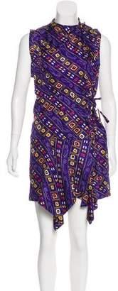 Isabel Marant Silk Sleeveless Dress
