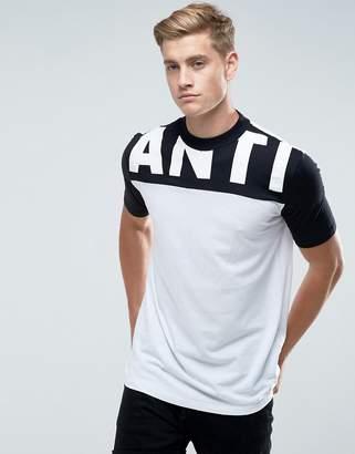 Antioch Anti Block Panel T-Shirt