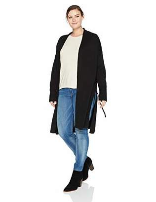 Lysse Women's Size Plus Isla Midi Wrap Cardigan
