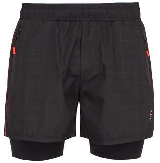 P.E Nation Runners High Short - Mens - Black