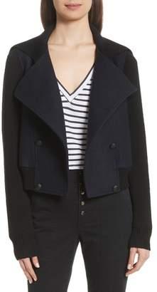 A.L.C. Bryant Merino Wool Blend Jacket