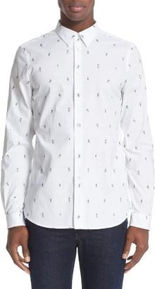 Men's Ps Paul Smith Sport Shirt $250 thestylecure.com