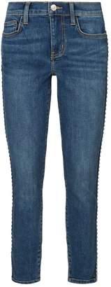 Current/Elliott Current Elliott Caballo Stiletto Jeans