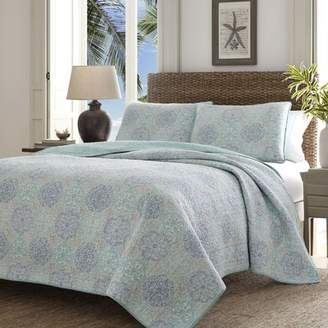 Tommy Bahama Home Wharton Landing Quilt Set by Bedding