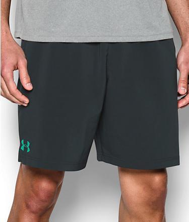 Under Armour UA Hit Woven Athletic Shorts