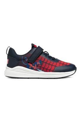 H&M Mesh Sneakers - Dark blue/Spider-Man - Kids