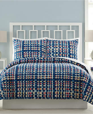 Vera Bradley Abstract Blocks Twin Quilt