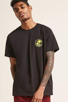 Forever 21 Los Angeles Graphic Tee
