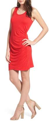 Love, Fire Love, Fire, Ruched Minidress