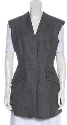 Stella McCartney 2018 Wool Vest w/ Tags