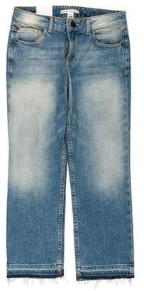 Alice + Olivia Sun-Bleached Jeans w/ Tags