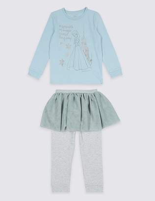 """Marks and Spencer Disney Frozenâ""""¢ Tutu Pyjamas (2-10 Years)"""
