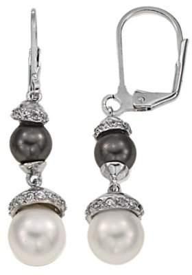 Cerruti Ladies' Earrings 925 Sterling Silver Mother of Pearl R32065ZWG