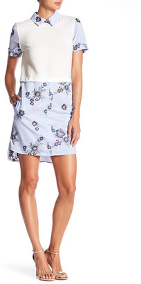 ECI Twofer Embroidered Dress $138 thestylecure.com