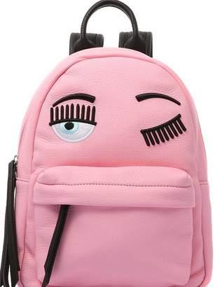 Chiara Ferragni Mini Eye Design Backpack