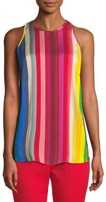 Milly Marie Rainbow Georgette Tank