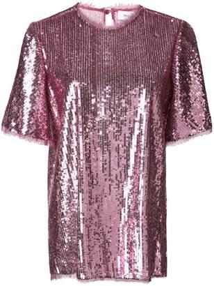 Prabal Gurung Thomson sequined blouse