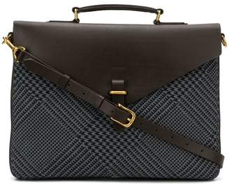 Mismo foldover top laptop bag