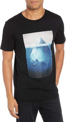 HUGO Diceberg Slim Graphic T-Shirt