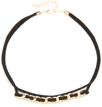 Jules Smith Royce Chain Choker Necklace $45 thestylecure.com