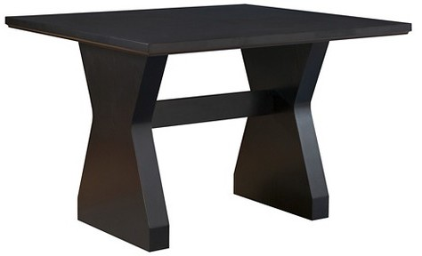 Acme ACME Effie Counter Height Table - Espresso