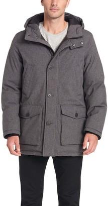 Dockers Men's Arctic Cloth Hooded City Parka